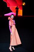 Hannibal Laguna - Mercedes Benz Fashion Week Madrid -...