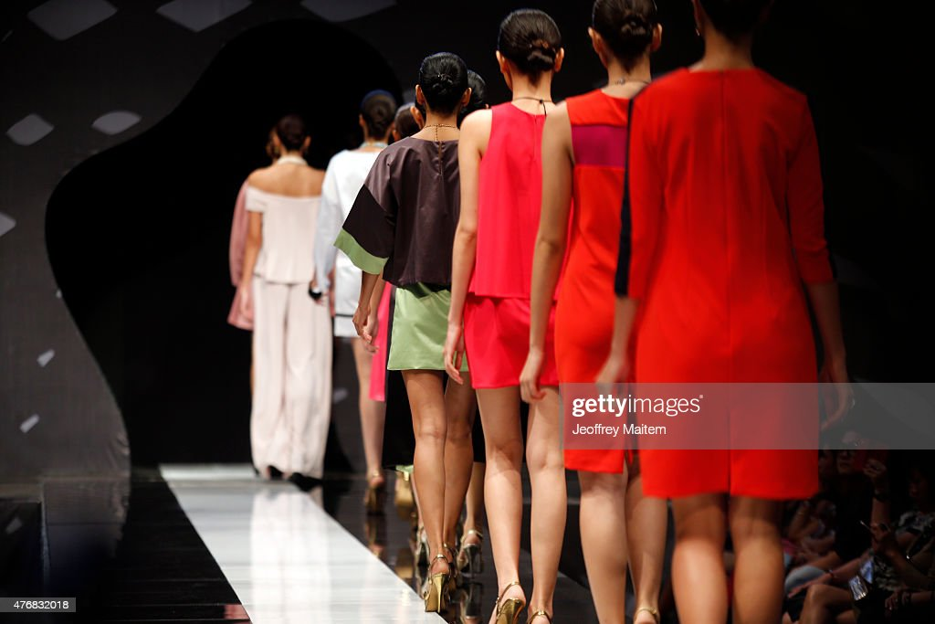Philippines Fashion Week Getty Images