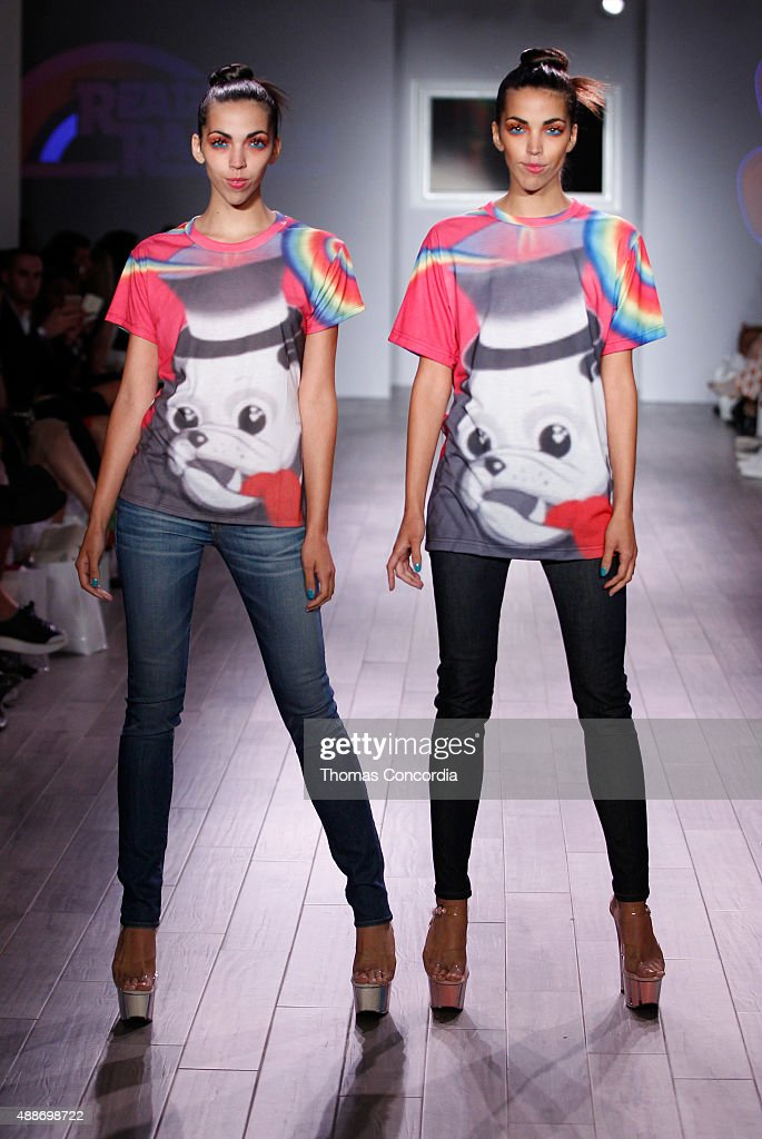 Models walk the runway during KIA STYLE360 hosts Tumbler and Tipsy by Michael Kuluva on September 16 2015 in New York City