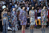 Kenzo : Runway - Paris Fashion Week - Menswear...