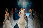 Ziad Nakad : Runway - Paris Fashion Week - Haute...