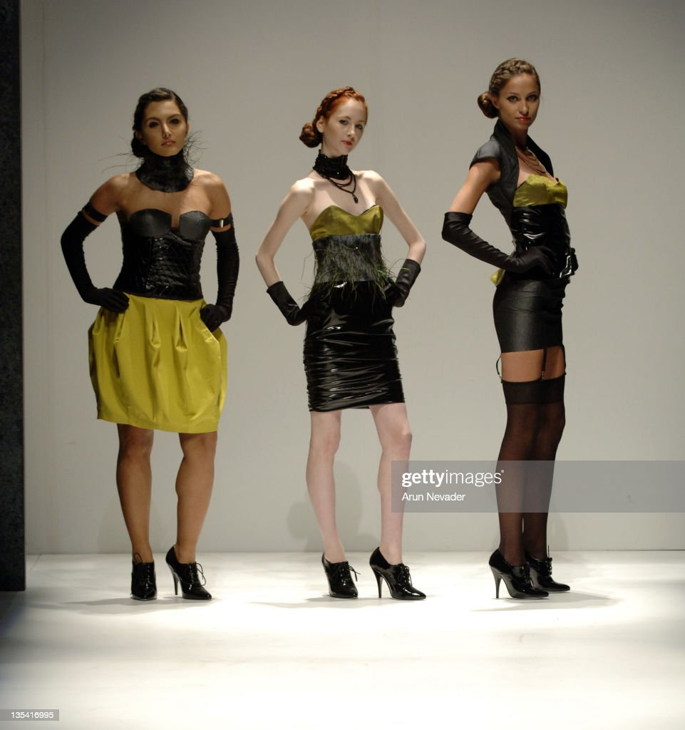 San Francisco Fashion Week 2006 Emerging Stars Runway