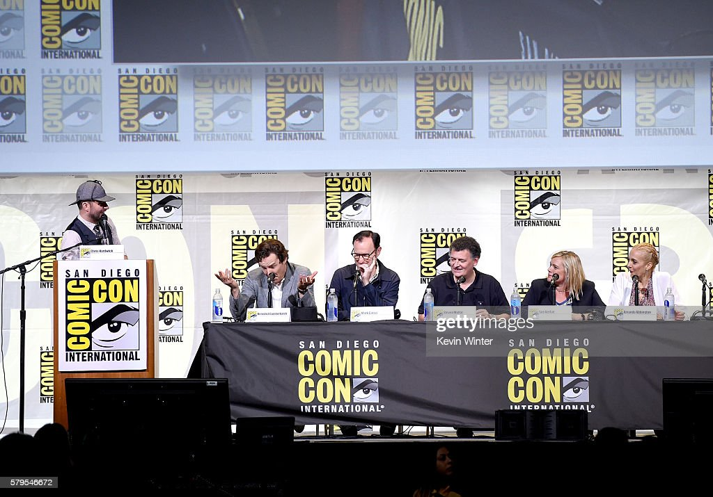 "Comic-Con International 2016 - ""Sherlock"" Panel"