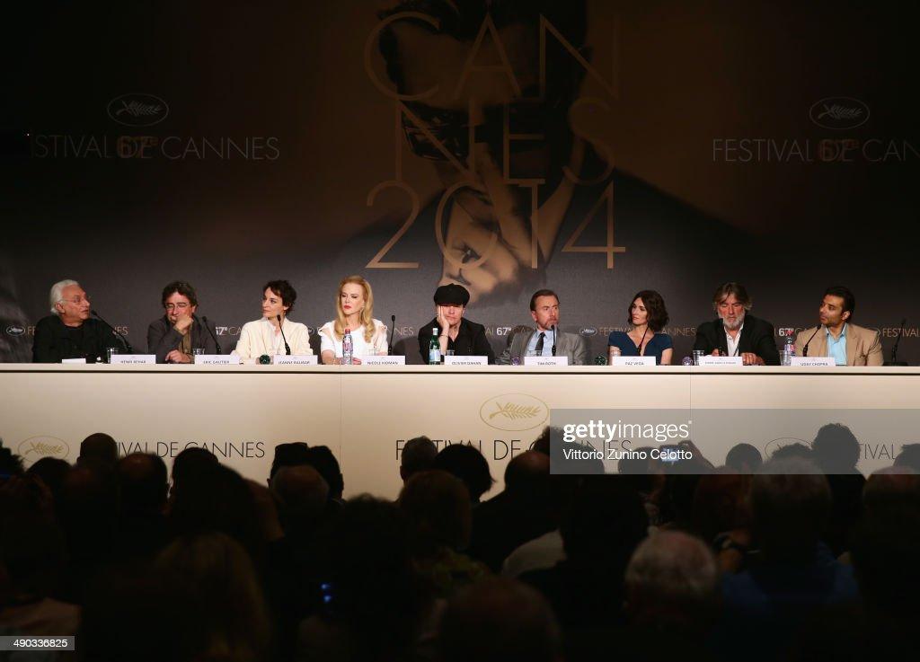 """""""Grace Of Monaco"""" Press Conference - The 67th Annual Cannes Film Festival"""