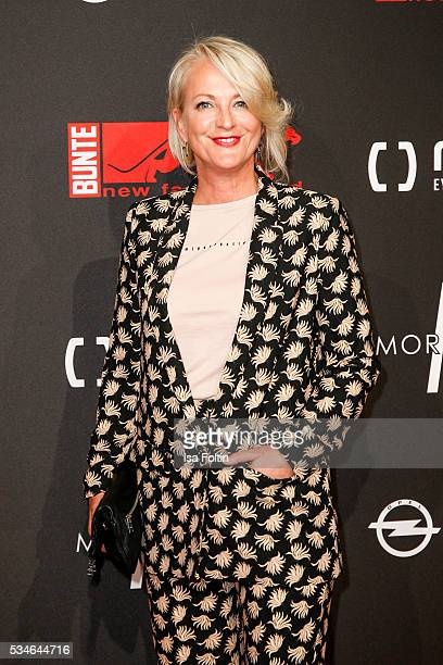 Moderator Ulla Kock am Brink attends the New Faces Award Film 2016 at ewerk on May 26 2016 in Berlin Germany