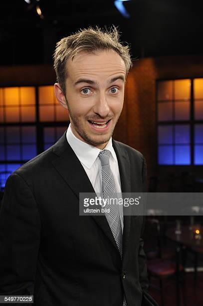 Moderator und Comedian Jan Böhmermann