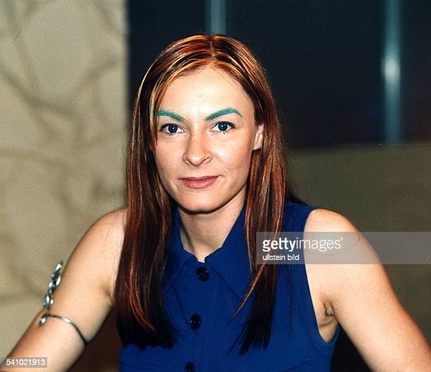 Moderatorin TechnoDJ 1996