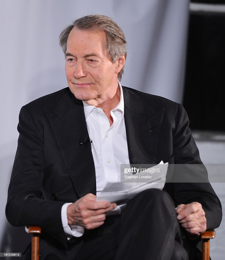 Moderator/TV personality <a gi-track='captionPersonalityLinkClicked' href=/galleries/search?phrase=Charlie+Rose&family=editorial&specificpeople=535420 ng-click='$event.stopPropagation()'>Charlie Rose</a> speaks at The Guardian NSA Debate: Open Society or Surveillance State at Industria Studios on September 19, 2013 in New York City.