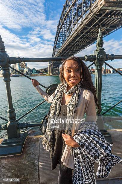Modern Aboriginal Woman