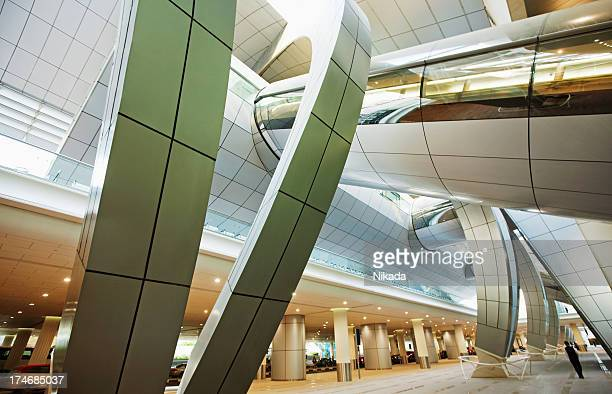 Moderne Flughafen Architektur