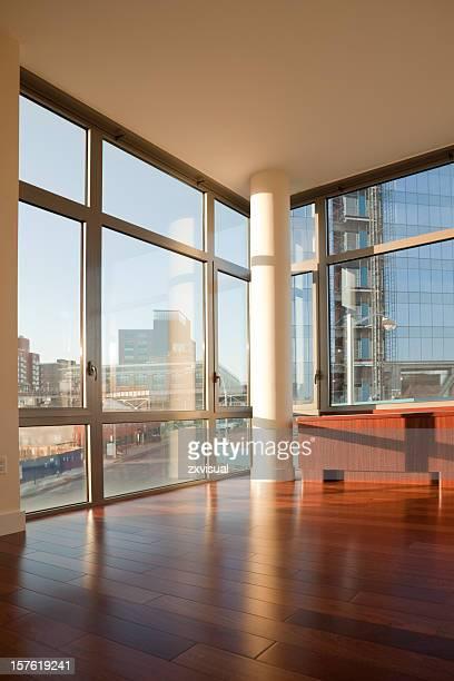 Modern Apartment Interior in Long Island City