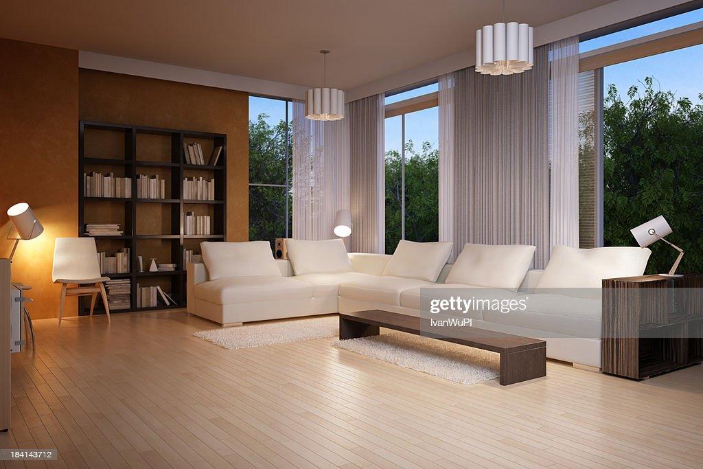 Modern Apartment : Stock Photo
