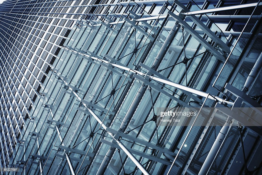 Modern architectural structure. : Stock Photo