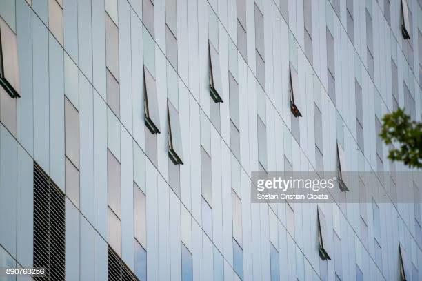 Modern architecture Corporate buildings