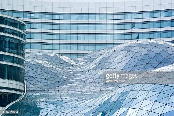 "Moderne Architektur: ""Goldene Terrassen"""