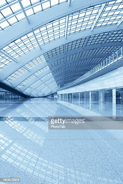Moderne Architektur Hall-XL