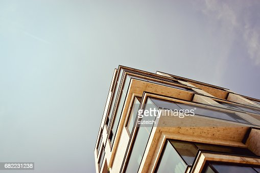 Modern Architecture in Berlin : Stock Photo