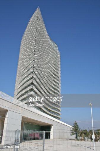 Modern Architecture in Saragossa
