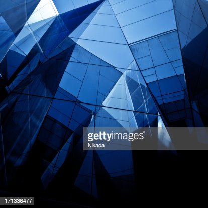 Modern Architecture Glass modern architecture with glass stock photo | getty images