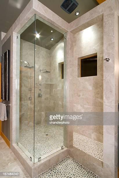 Modern Asian shower
