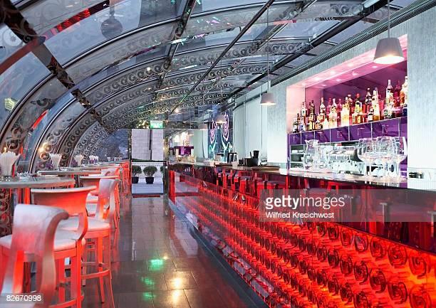 modern Bar at The Bund, interior
