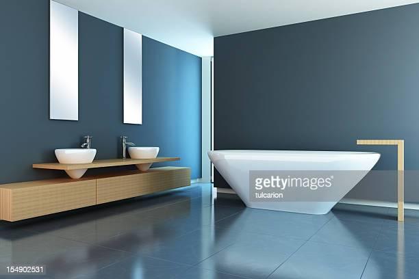 Moderna Casa de Banho