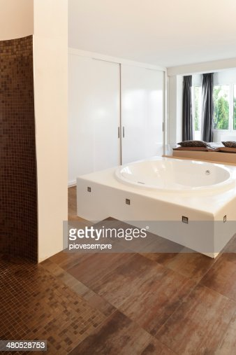 Modern bathroom : Stock Photo
