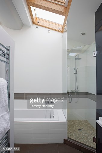 Modern bathroom : Photo