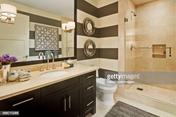 Public Bathroom Mirror public restroom mirror stock photos and pictures | getty images