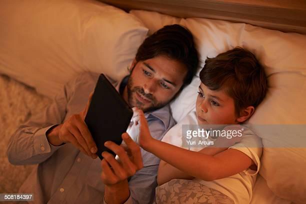 bedtime story moderna
