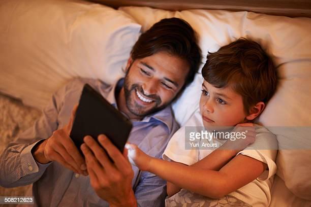 Modern bedtime story