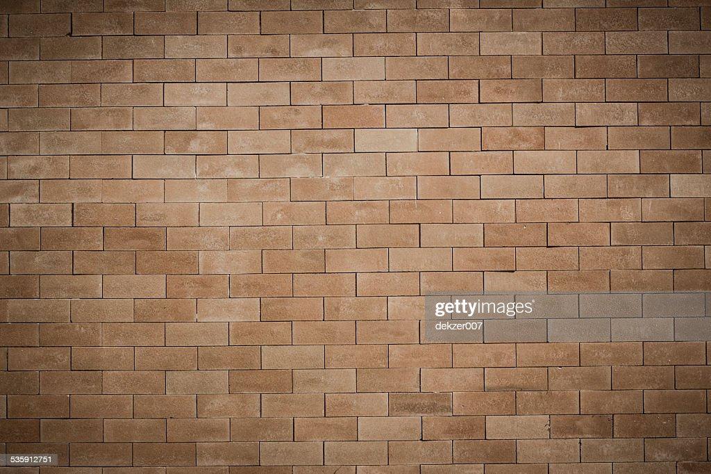 modern brick wall pattern : Stock Photo