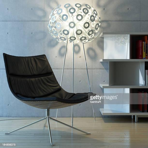 Modern bright interior