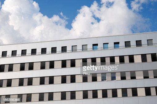 Modern building in Berlin : Stock Photo