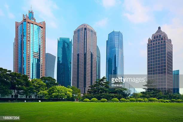 Modernes Gebäude von shanghai