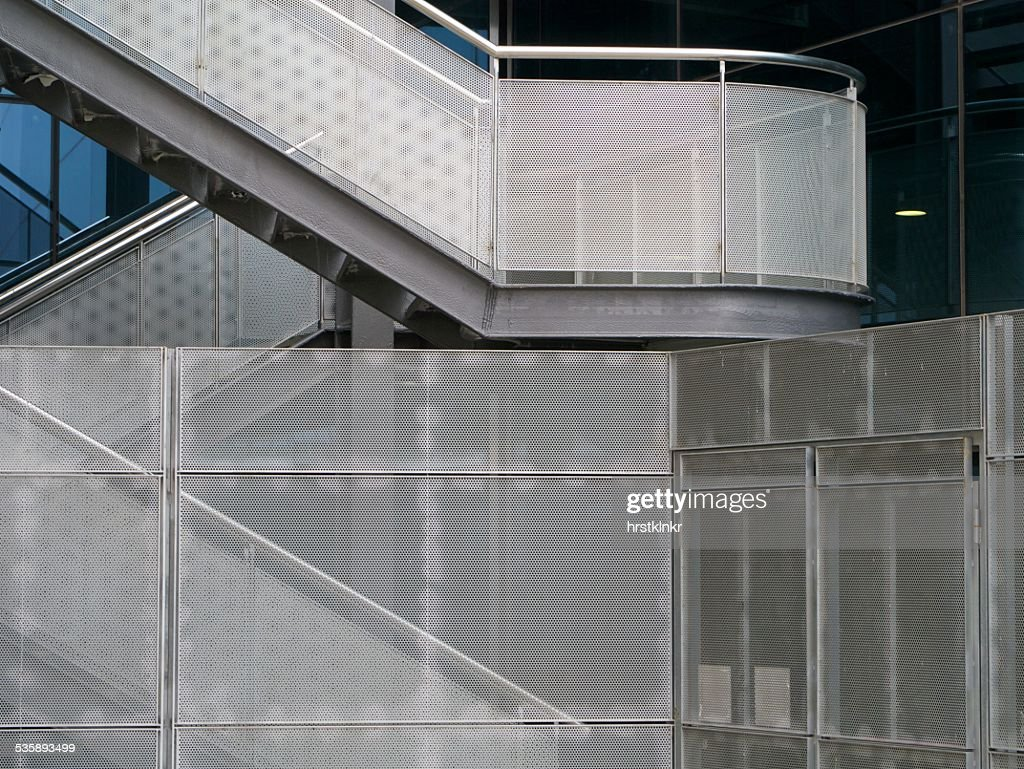 modern building strairways : Stock Photo
