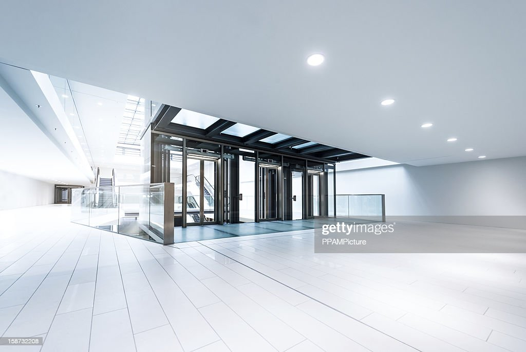 Modern business hall lifts