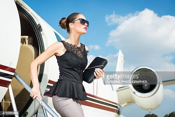 Femme d'affaires moderne