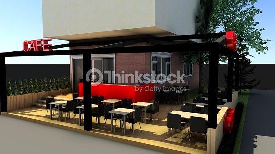 Awesome Decoration Cafe Moderne Ideas - Design Trends 2017 ...