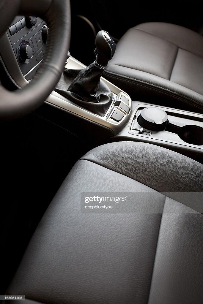 modern car seat