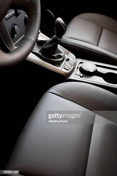 Siège de voiture moderne