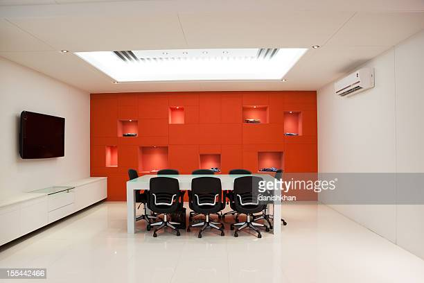 Modern Chic Board Meeting Room