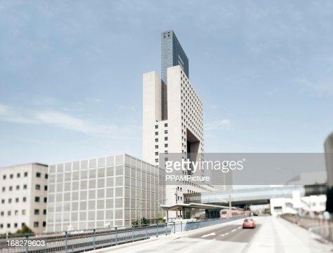 Modern City Station : Stock Photo