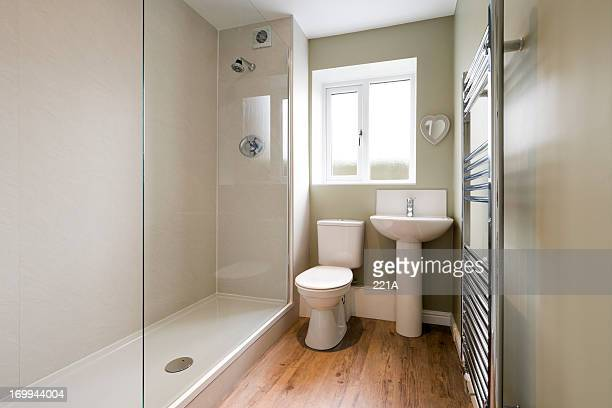 Modern compact bathroom