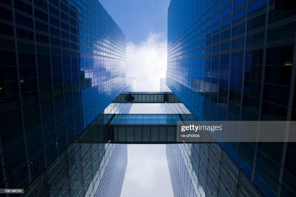 Modern corporate building : Stock Photo