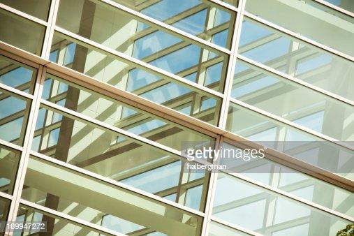 Modern Corporate Glass Architecture