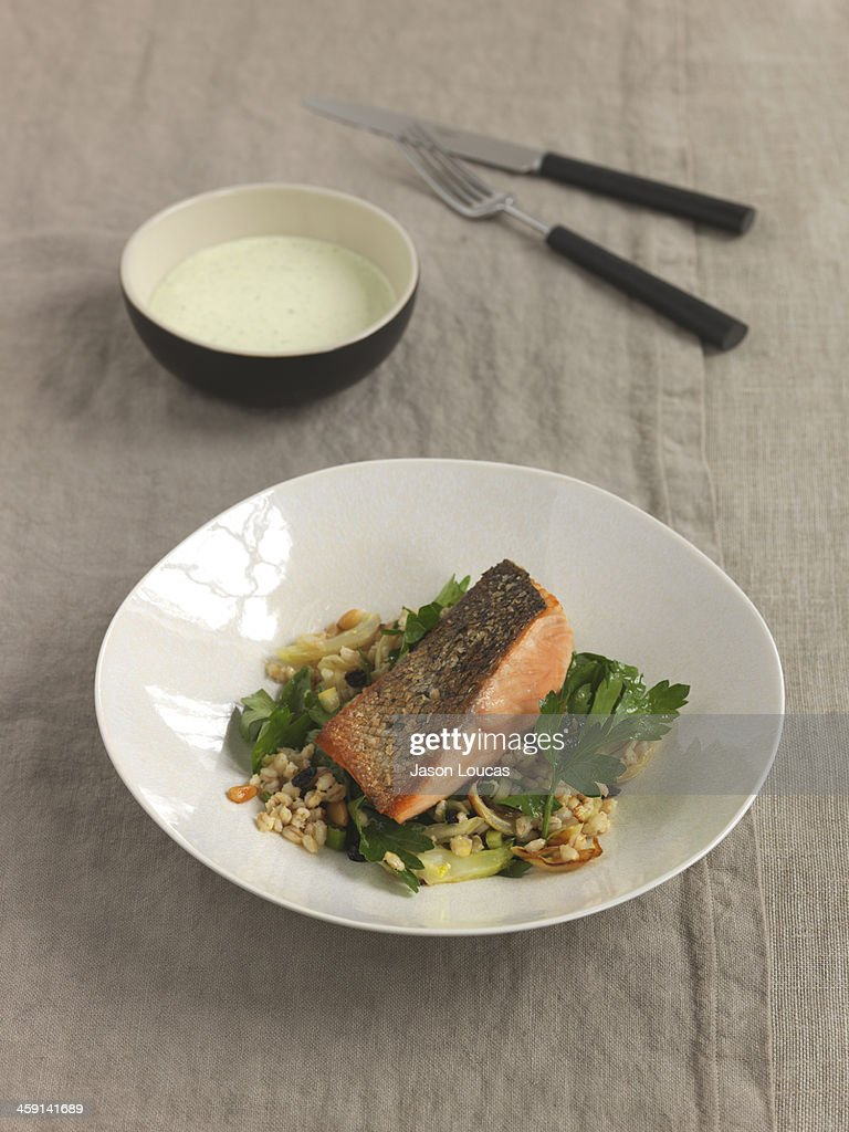 Modern Cuisine : Stock Photo