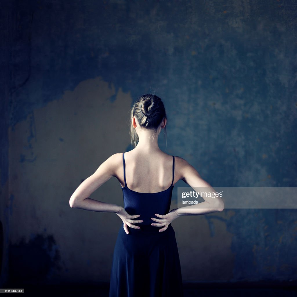 Modern dancer : Stock Photo