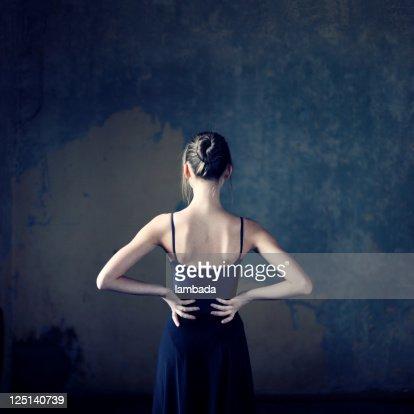 Ballerino moderno : Foto stock