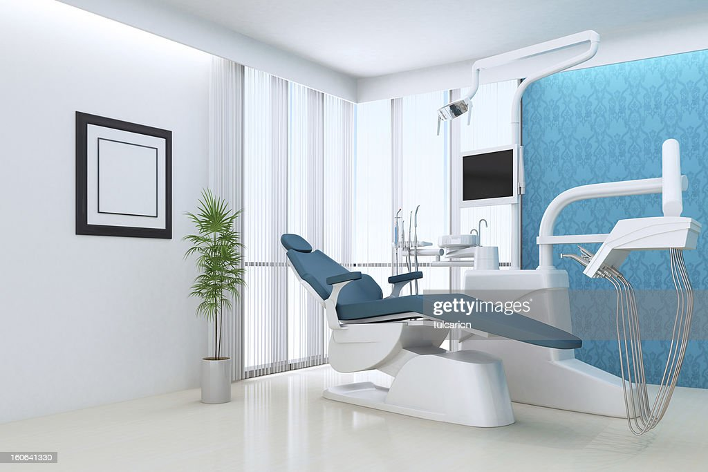 Modern Dental Office : Stock Photo